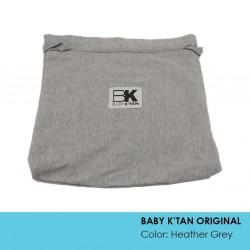 Baby K´tan Bärsjal Skärp med förvaringspåse Grå