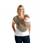 Baby K´tan Bärsjal Leopard Love Brown XL