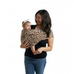 Baby K´tan Bärsjal Leopard Love Brown L